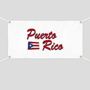 Puerto rican pride Banner
