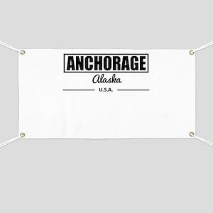 Anchorage Alaska Banner