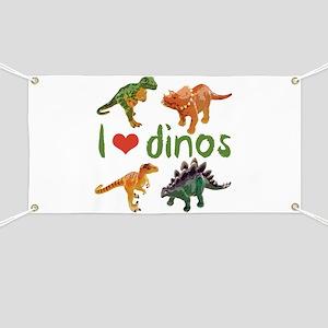 Dinos Banner