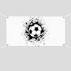 soccer splats Banner