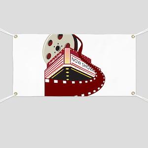 theater cinema film Banner