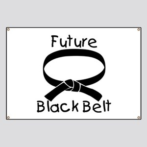 Future Black Belt Banner