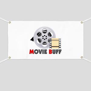I'm A Movie Buff Banner