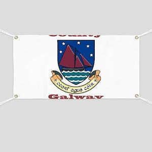County Galway COA Banner