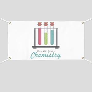 Love Chemistry Banner
