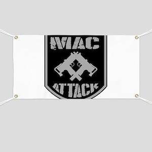 Mac Attack Banner