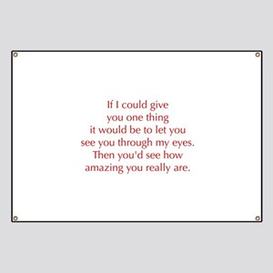 if-I-could-give-you-one-thing-opt-red Banner