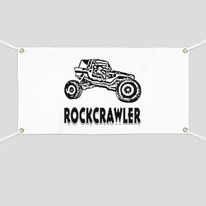 Rock Crawler Banner