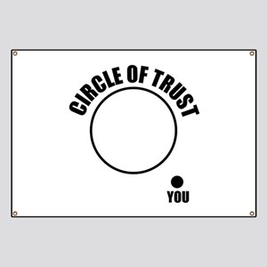 Circle of trust Banner