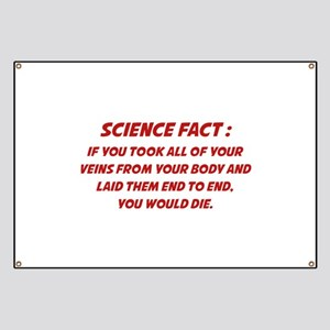 Science Fact Banner