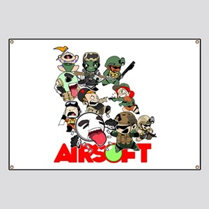 Airsoft Battle Royale Banner
