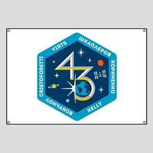 Expedition 43 Banner