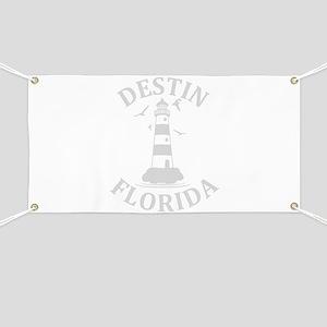 Summer destin- florida Banner