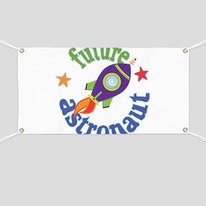 Future Astronaut Banner