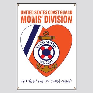 Moms Division / Dark Blu Banner
