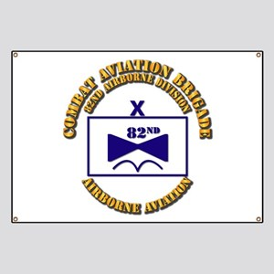 Combat Aviation Bde - 82nd AD Banner