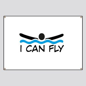 I can fly Banner