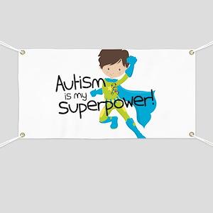 Autism Superpower Banner
