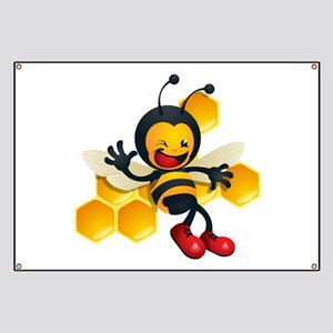 Bumble Bee Banner