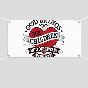 Adoption Tattoo Banner