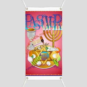 LargePoster Pass Over Seder Banner