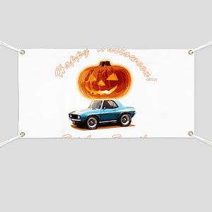 BabyAmericanMuscleCar_60Kmaro_Halloween_Blue Banne