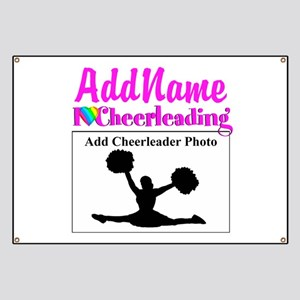 AWESOME CHEER Banner