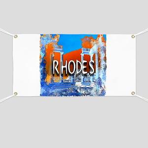 rhodes Banner