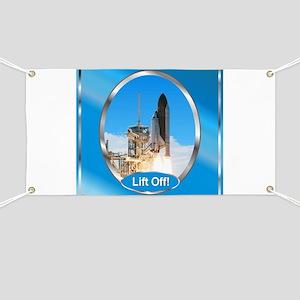 Lift Off! Banner