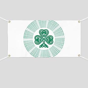 Dorchester, MA Celtic Banner