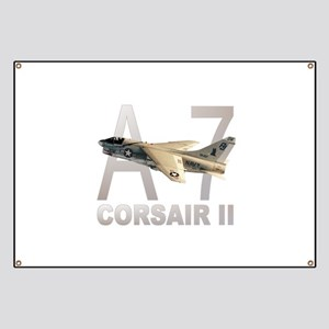 A-7 CORSAIR II Banner