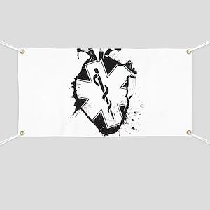 star of life heart Banner