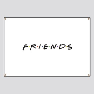 Friends are funny Banner