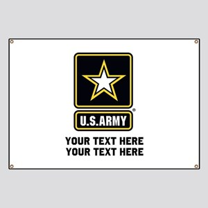 US Army Star Banner