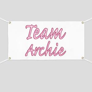 Team Archie Banner