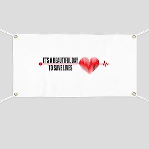 Grey's Anatomy Beautiful Day Banner