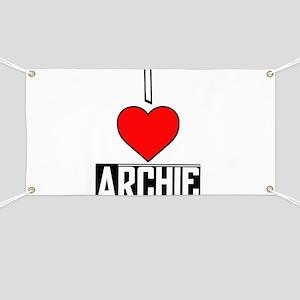 I Heart Archie Banner