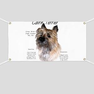 Cairn Terrier Banner