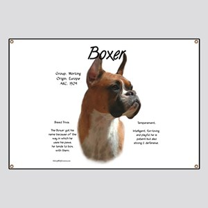 Boxer (fawn) Banner