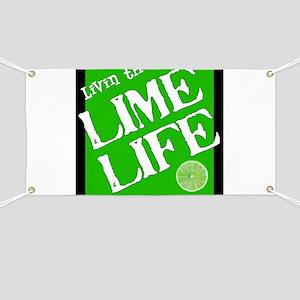 Lime Life Banner