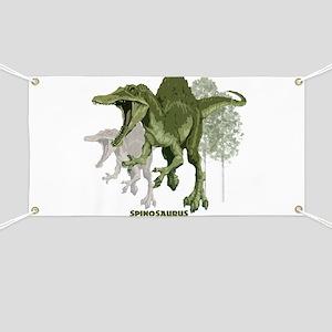spinosaurus Banner