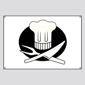 Pirate Chef Banner