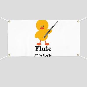 Flute Chick Banner