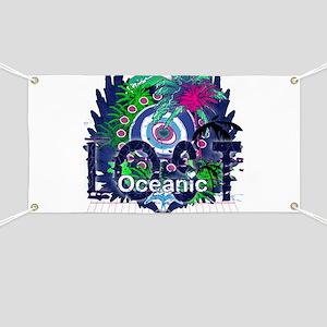 Lost Oceanic Heart Wings Banner