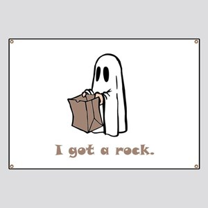 I Got A Rock! Banner