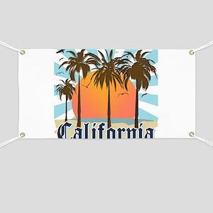 Vintage California Banner