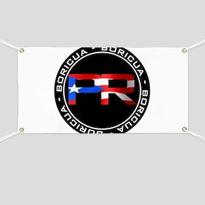 PR BORICUA Banner