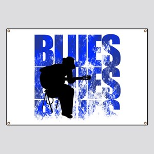 blues guitar Banner