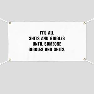 Shits And Giggles Banner