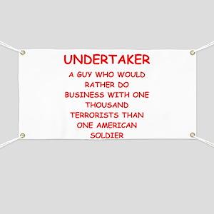 UNDERTAKER Banner
